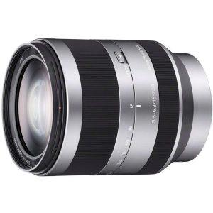 Объектив Sony E 18-200mm F3.5-6.3 OSS (SEL18200)