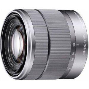 Объектив Sony E 18-55mm F3.5-5.6 OSS (SEL1855)