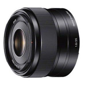 Объектив Sony E 35 мм F1.8 OSS (SEL35F18)