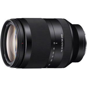 Объектив Sony FE 24-240mm F3.5-6.3 OSS (SEL24240)