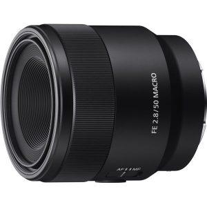 Объектив Sony FE 50mm F2.8 Macro (SEL50M28)