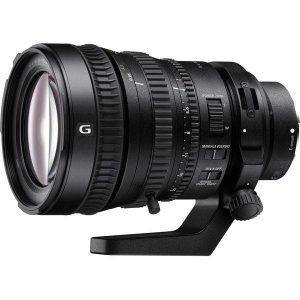 Объектив Sony FE PZ 28-135mm F4 G OSS (SELP28135G)