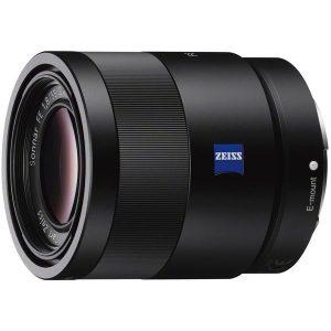 Объектив Sony Sonnar T* FE 55mm F1.8 ZA (SEL55F18Z)