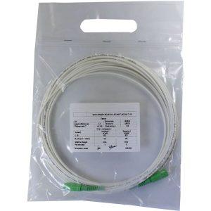 Оптический кабель ЛВВ SC/APC-SC/APC Simplex 10м (4509)