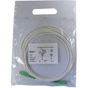 Оптический кабель ЛВВ SC/APC-SC/APC Simplex 5м (4505)