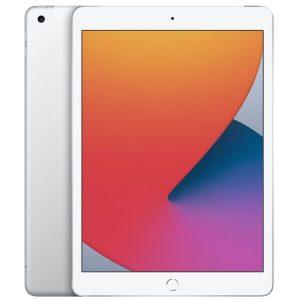 """Планшет Apple iPad 10.2"""" 128Gb MYMM2RK/A (Wi-Fi + Cellular) Silver"""