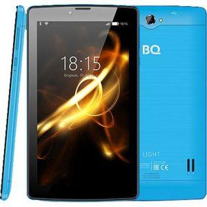Планшет BQ-Mobile BQ-7083G Light 8GB 3G (голубой)