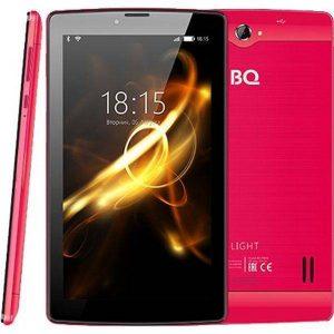Планшет BQ-Mobile BQ-7083G Light 8GB 3G (красный)