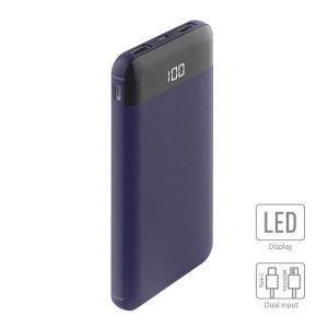 Портативное зарядное устройство Olmio NS-10 10000mAh (темно-синий)