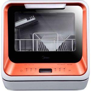Посудомоечная машина Midea Mini MCFD42900OR