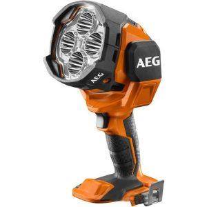 Прожектор светодиодный аккум. AEG Powertools BTL18-0 (без батареи) 4935459659