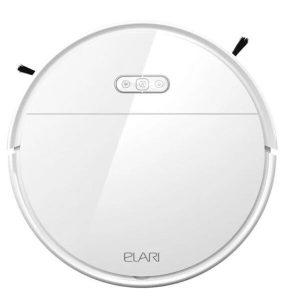 Робот-пылесос Elari SmartBot Brush (белый)