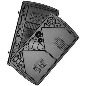 Съемные панели для мультипекаря REDMOND RAMB-14 (Домик)