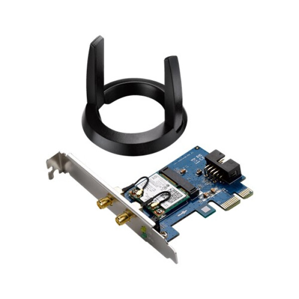 Сетевой адаптер ASUS PCE-AC55BT
