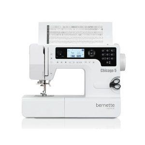 Швейная машина бытовая BERNETTE Chicago 5