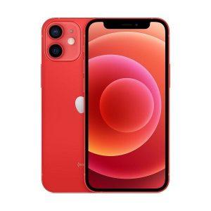 Смартфон APPLE iPhone 12 mini 64GB (PRODUCT)RED (MGE03RM/A)