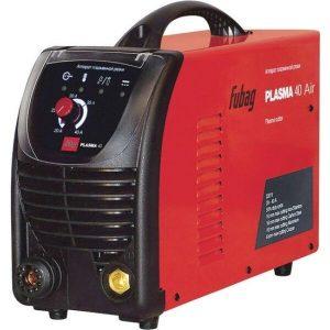 Сварочный инвертор Fubag Plasma 40 Air (+ горелка)