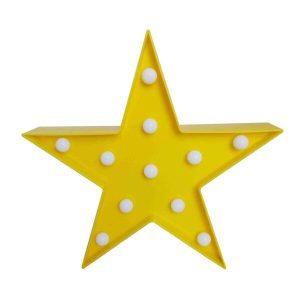 Светильник-ночник Apeyron Electrics Звезда (12-24)