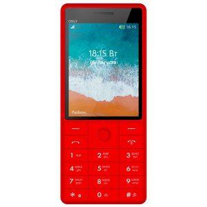 Телефон BQ-Mobile BQ-2815 Only (красный)