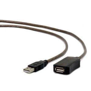 Удлинитель USB 2.0 Gembird UAE-01-15M