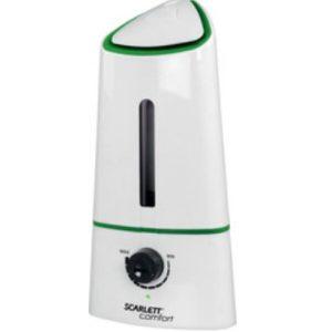Ультразвуковой увлажнитель воздуха Scarlett SC-AH986M08 (белый)