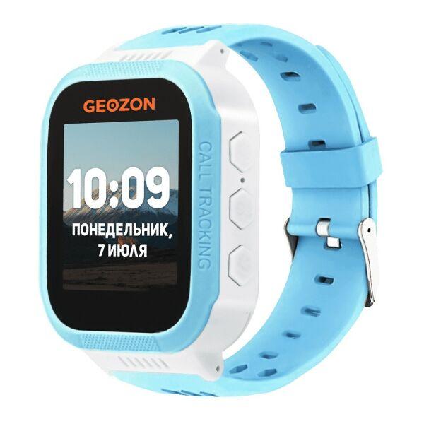 Умные часы Geozon Classic (голубой)