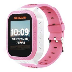 Умные часы Geozon Classic (розовый)