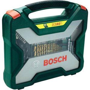 Универсальный набор инструментов Bosch X-Line Promoline (2607019331)