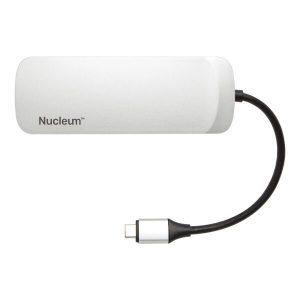 USB-хаб Kingston Nucleum (C-HUBC1-SR-EN)