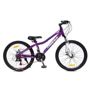 Велосипед Codifice Candy 24 (фиолетовый)