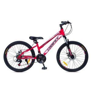 Велосипед CODIFICE PRIME 24'' (бело-красный)