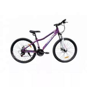 Велосипед CODIFICE PRIME 24'' (фиолетово-белый)