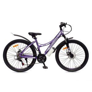Велосипед Greenway 6930M р16 (фиолетовый/белый)